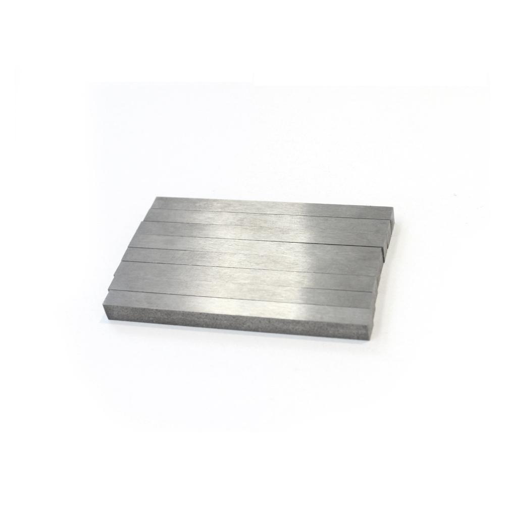 Carbide Rods - How to choose carbide rectangular bars?