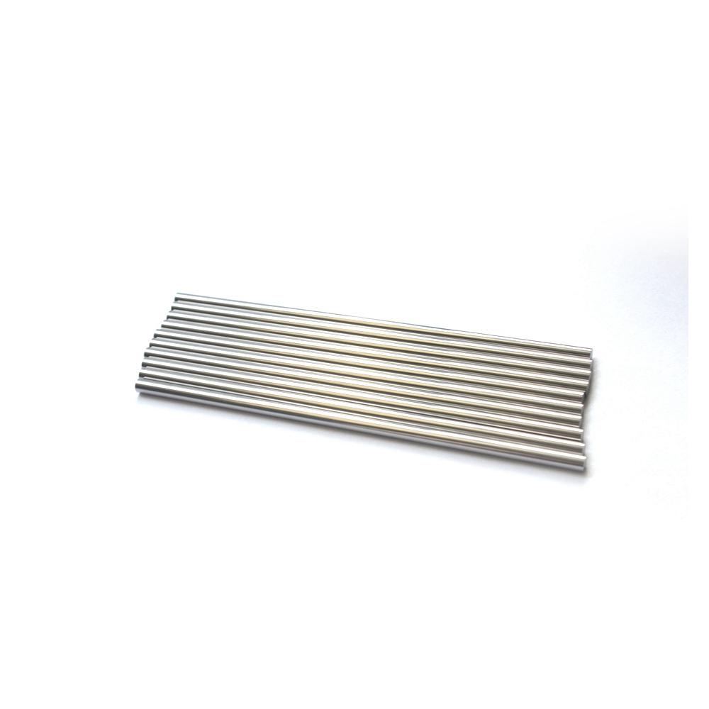 3.2x100mm Ground solid tungsten carbide rod