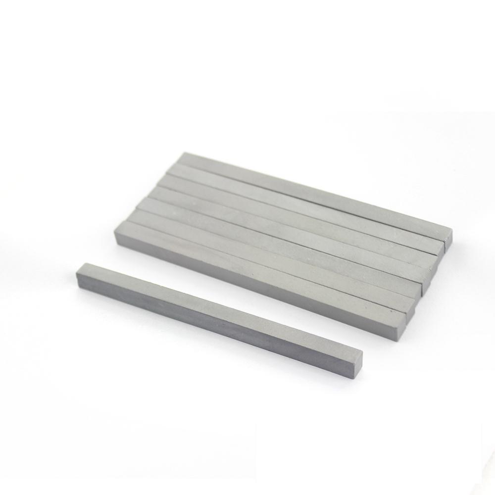 310x6x4mm rectangular tungsten carbide bar