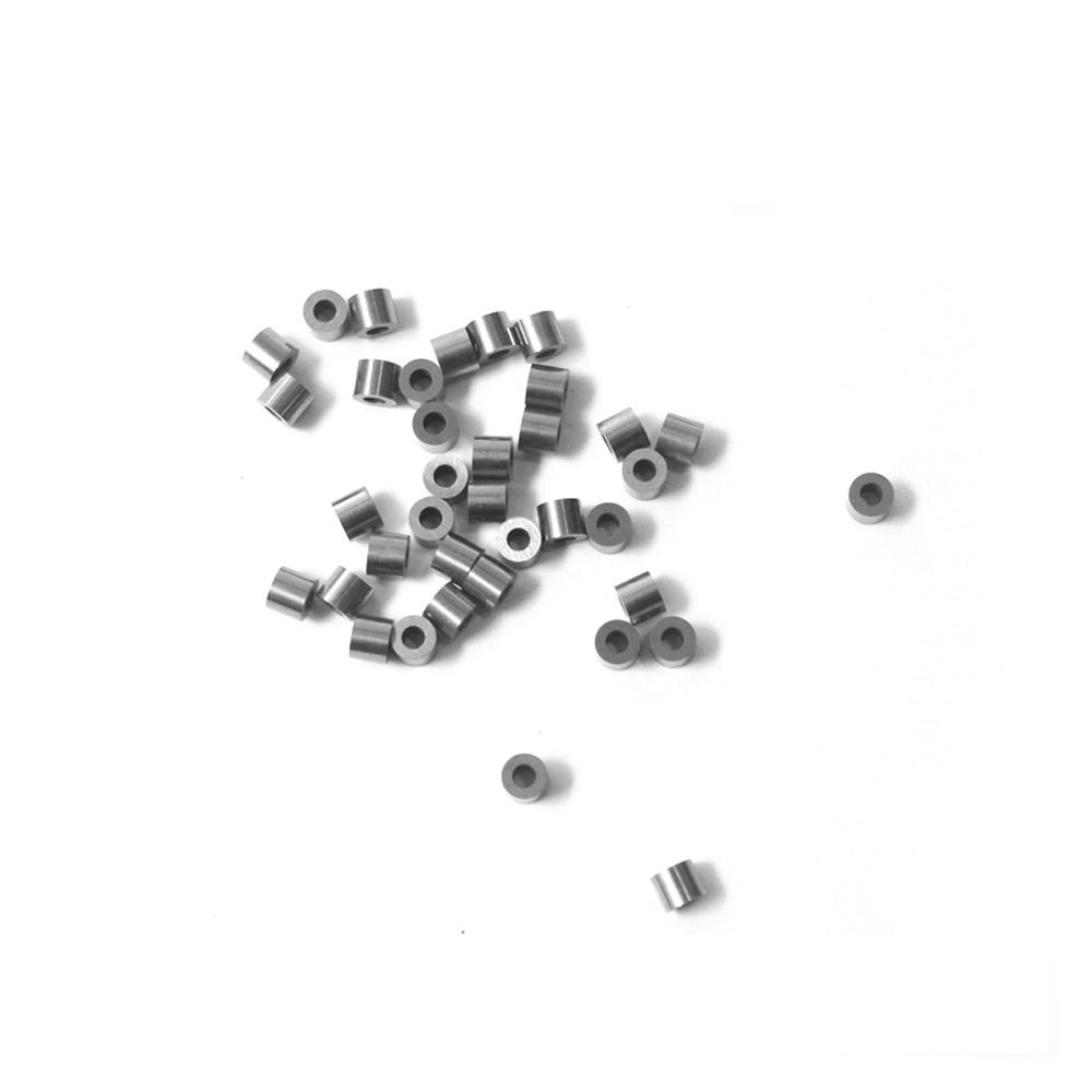 Customized tugsten carbide nozzles or tubes