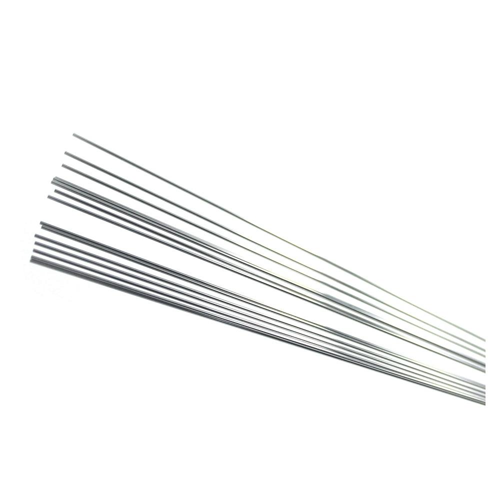 Solid tungsten carbide ground rod