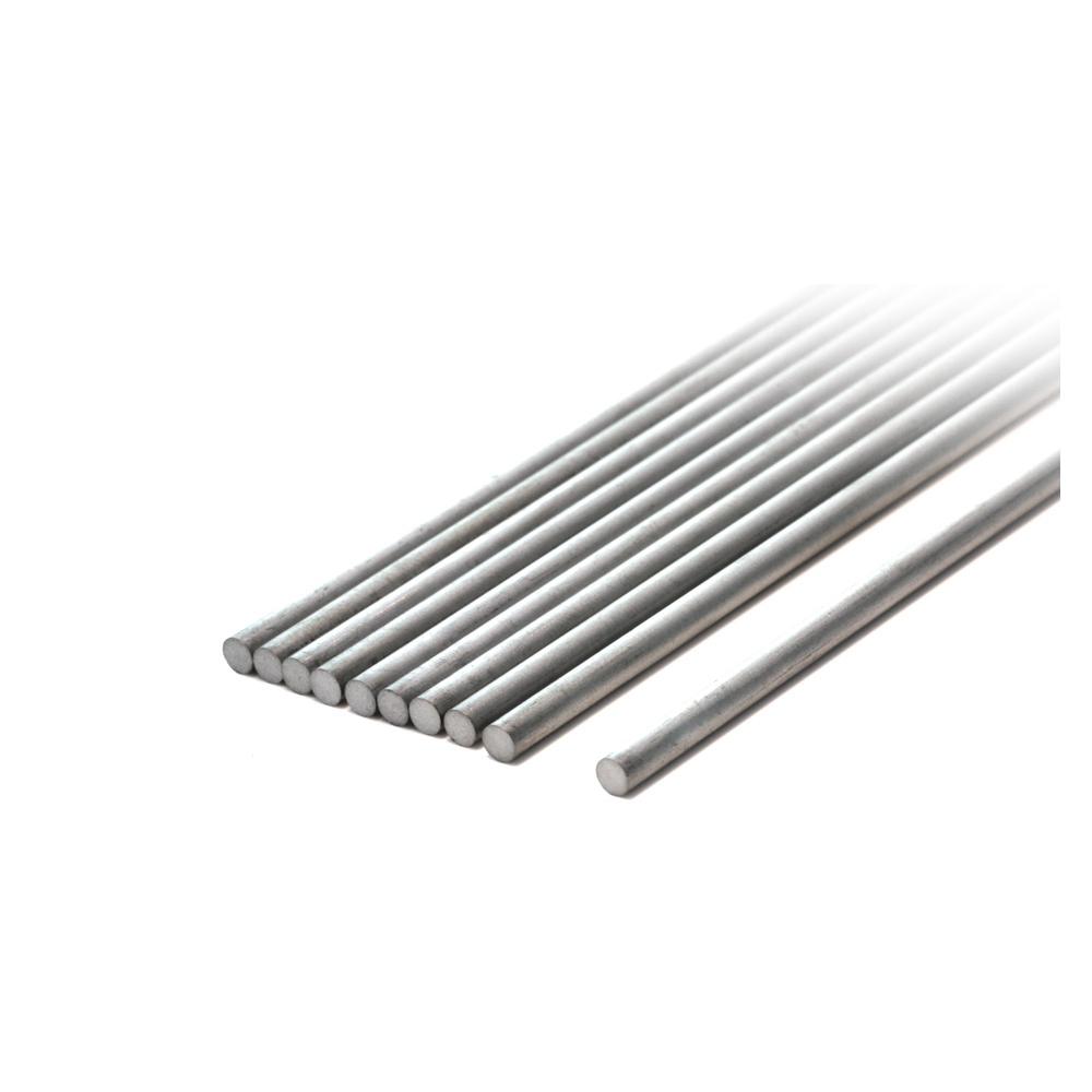 Unground solid tungsten carbide alloy bar blank