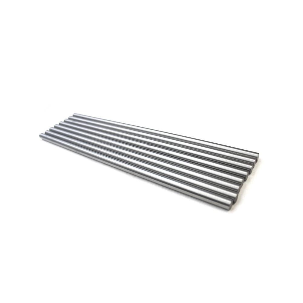 Solid tungsten carbide alloy bar