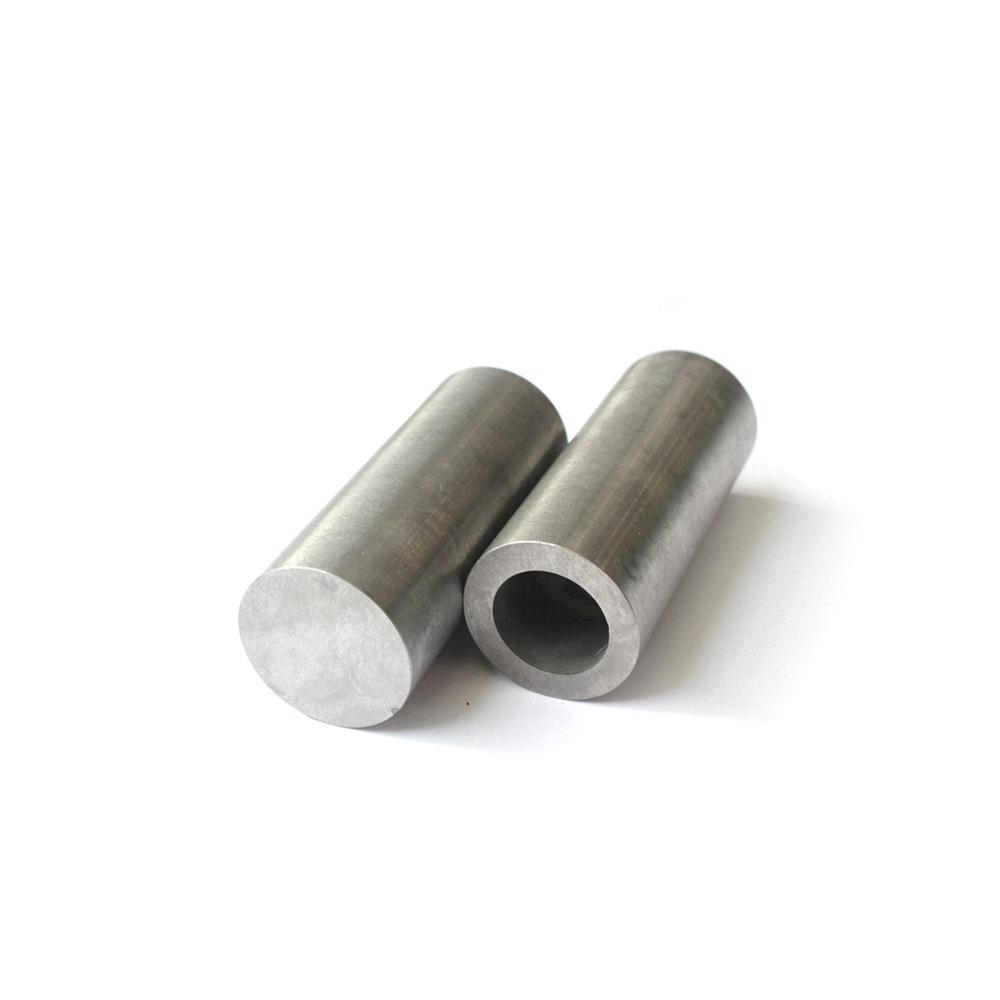 Customized blind tungsten carbide rods