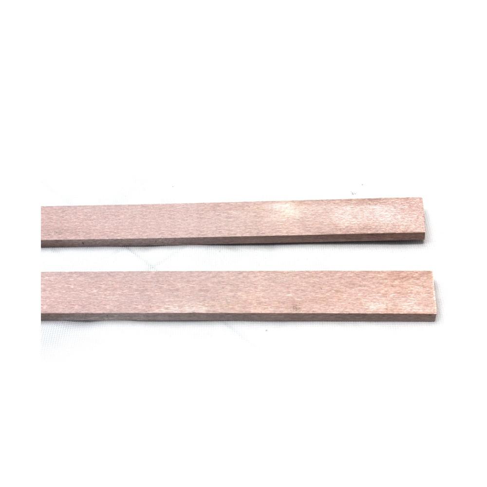 Copper tungsten alloy strips, tungsten copper bar, copper tungsten rectangular rod