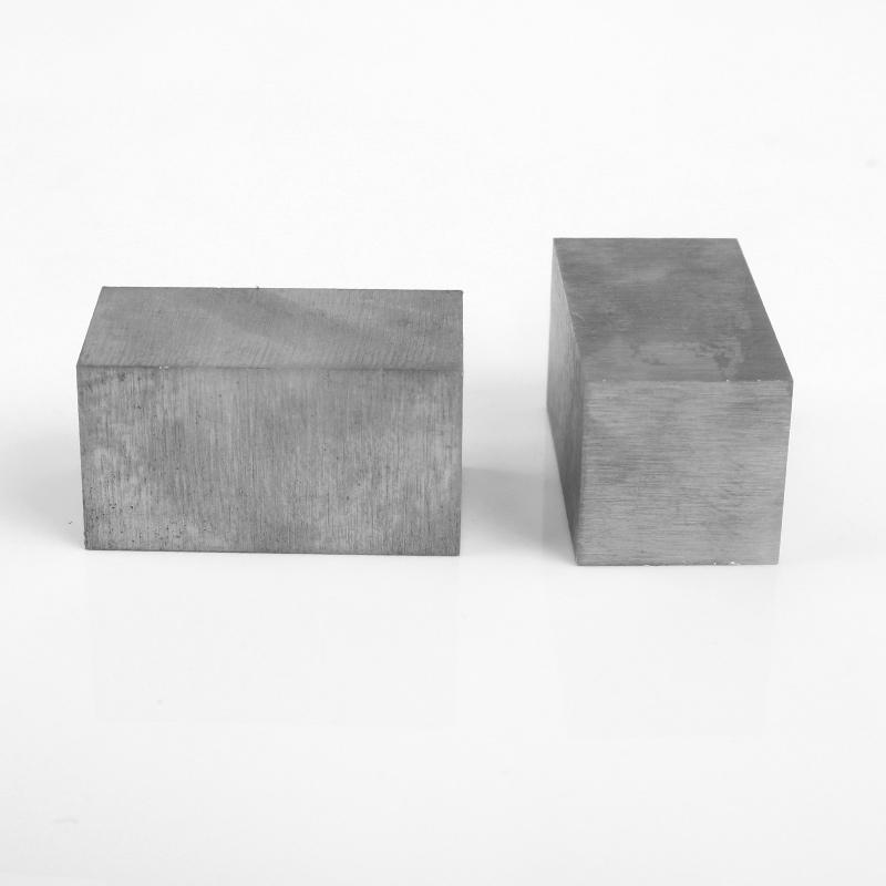 High density 93wnife 95wnife heavy alloy tungsten cube wolfram block