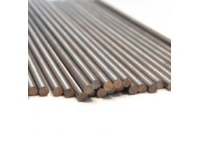 Copper tungsten round rod, Copper tungsten alloy bar